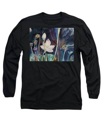 Lotus Study II Long Sleeve T-Shirt