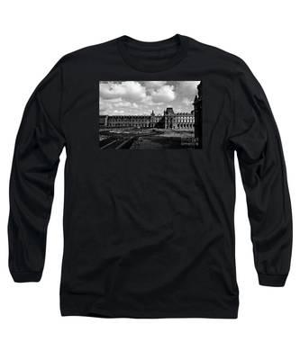 Louvre Museum Long Sleeve T-Shirt