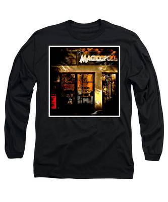Magicopolis Window Long Sleeve T-Shirt