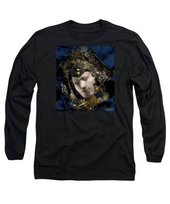 Mask Of Love Long Sleeve T-Shirt