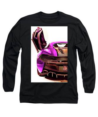 Mclaren Long Sleeve T-Shirt