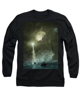 Nautilus Long Sleeve T-Shirt