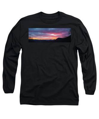 New Year Dawn - 2016 December 31 Long Sleeve T-Shirt