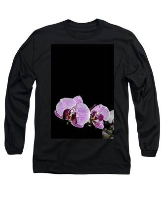 Orchid Blooms Long Sleeve T-Shirt
