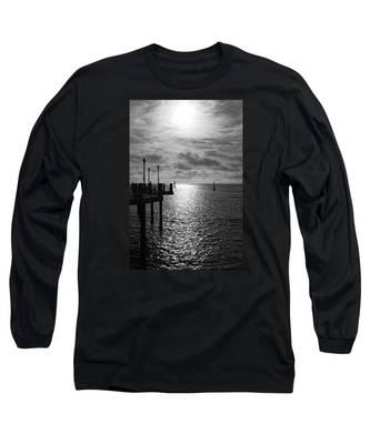 Pier Into The Sun Long Sleeve T-Shirt