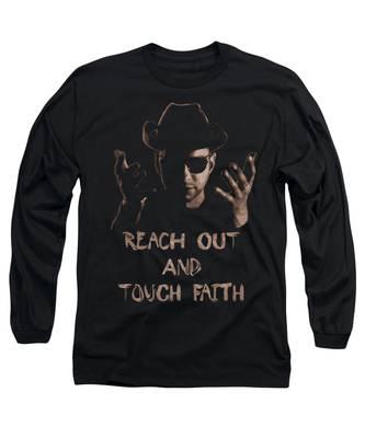 Jesus Long Sleeve T-Shirts
