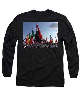 Realms Long Sleeve T-Shirt