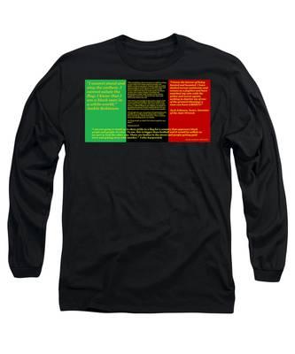 Colin Kaepernick Rbg Long Sleeve T-Shirt