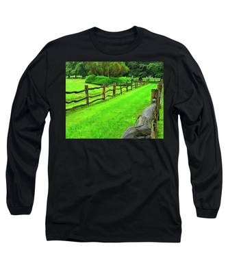 Rolling Rock Bridle Trail 2 Long Sleeve T-Shirt