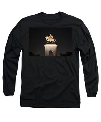 Sam Houston  Long Sleeve T-Shirt