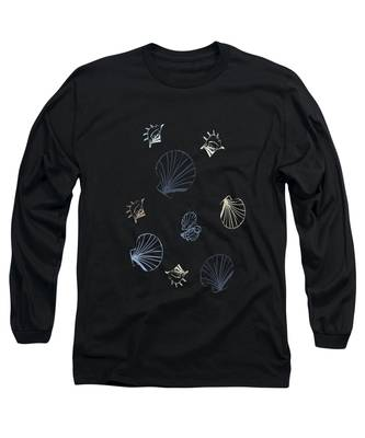 Coastal Long Sleeve T-Shirts