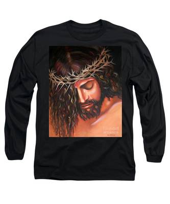 Tears From The Crown Of Thorns Long Sleeve T-Shirt