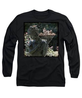 The Bird Bath Long Sleeve T-Shirt