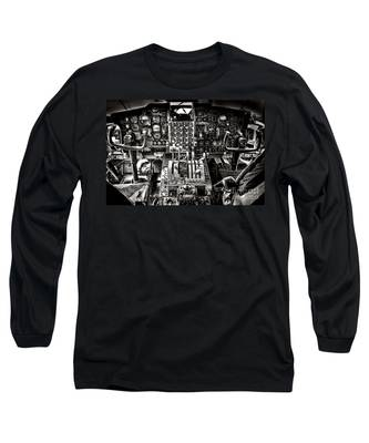 The Cockpit Long Sleeve T-Shirt