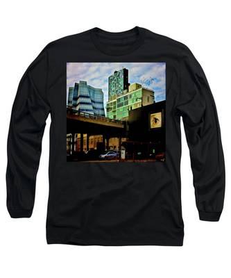 The Highline Nyc Long Sleeve T-Shirt