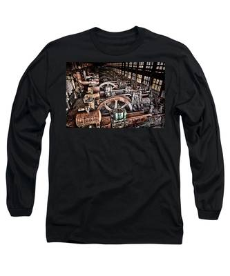 The Industrial Age Long Sleeve T-Shirt