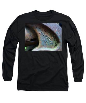The Old Stamp Mill- Findley Mine Long Sleeve T-Shirt