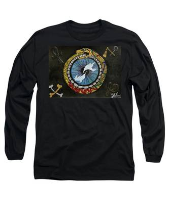 The Ouroboros Long Sleeve T-Shirt