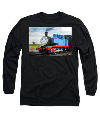 Thomas The Train Long Sleeve T-Shirt