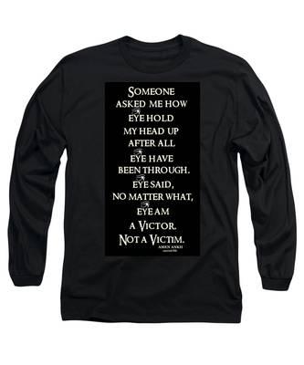 Victor Long Sleeve T-Shirt