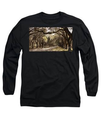 Warm Southern Hospitality Long Sleeve T-Shirt
