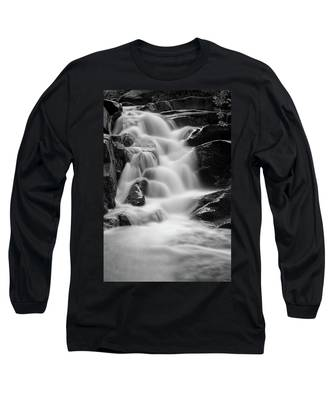water stair in Ilsetal, Harz Long Sleeve T-Shirt