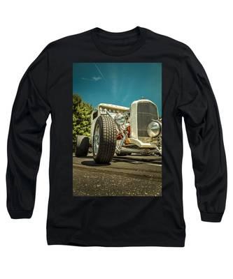 White Rod Long Sleeve T-Shirt