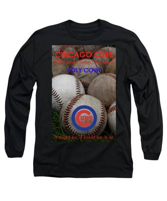 World Series Champions - Chicago Cubs Long Sleeve T-Shirt