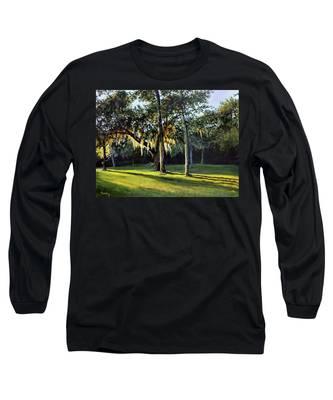 A New Sunset Long Sleeve T-Shirt