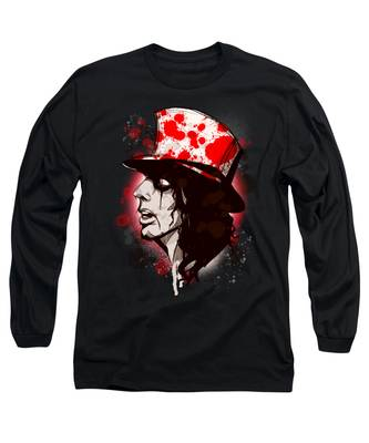 Alice Cooper Long Sleeve T-Shirts
