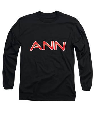 Ann Long Sleeve T-Shirt
