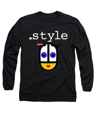 Black Style Ubabe Long Sleeve T-Shirt