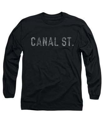 Canal Long Sleeve T-Shirts