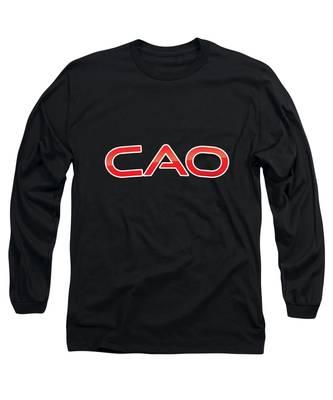 Cao Long Sleeve T-Shirt