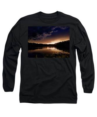 Storm Cloud Long Sleeve T-Shirts