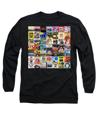 Doo Wop Singers Long Sleeve T-Shirt