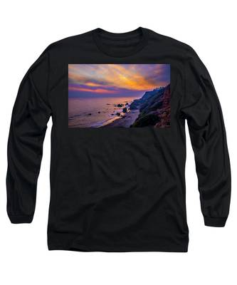 El Matador Sunset Long Sleeve T-Shirt