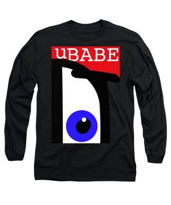 I See Ubabe Long Sleeve T-Shirt