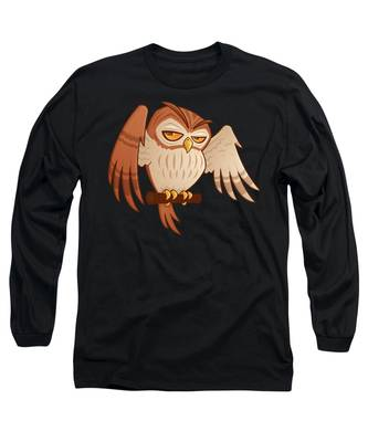 Squirrel Long Sleeve T-Shirts