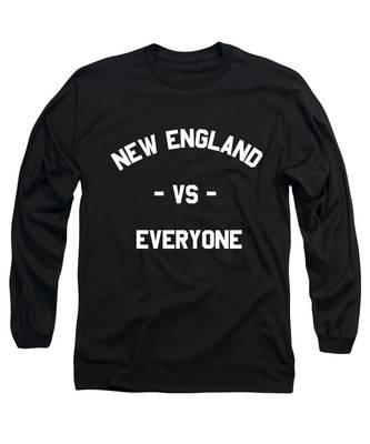 New England Long Sleeve T-Shirts