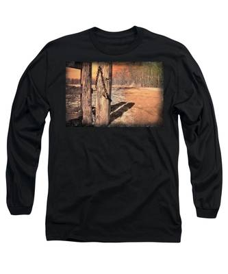 Open Locked Long Sleeve T-Shirt
