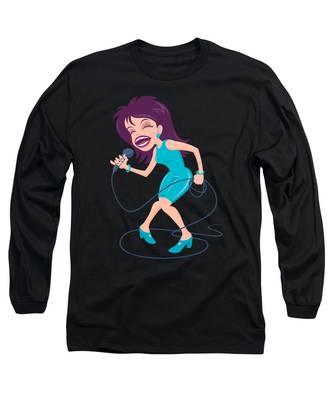 Concert Long Sleeve T-Shirts