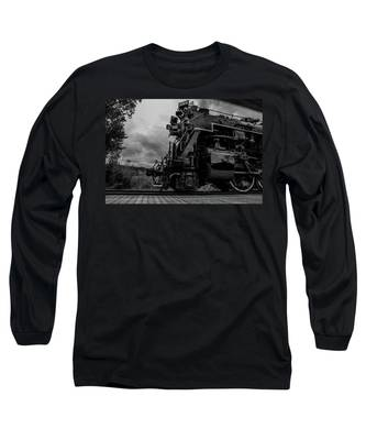 Steam Loco 765 Long Sleeve T-Shirt