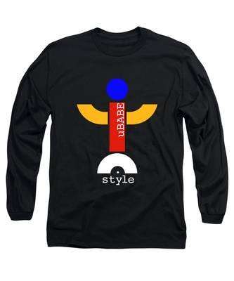 Style Black Long Sleeve T-Shirt