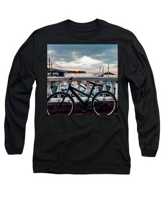 Calm Long Sleeve T-Shirts