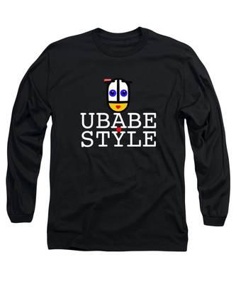 Ubabe Style Url Long Sleeve T-Shirt