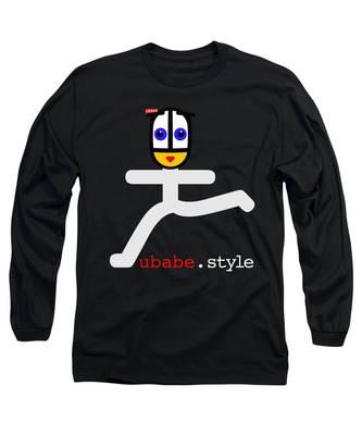 Ubae Style Runner Long Sleeve T-Shirt
