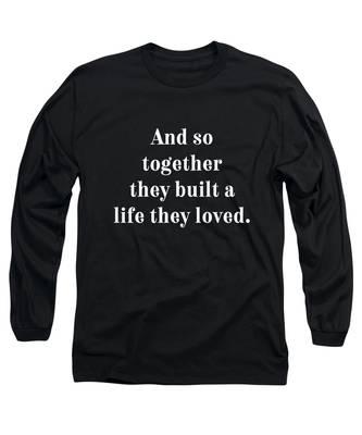 Modern Masters Long Sleeve T-Shirts