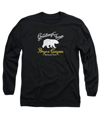 Bryce Canyon National Park Long Sleeve T-Shirts