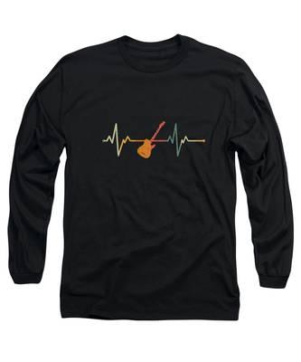 Guitarist Long Sleeve T-Shirts